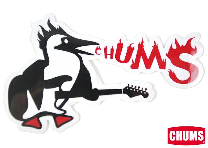 チャムス/CHUMS/ステッカー/ロックブービー/620047/シール/ラッピング不可