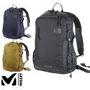 ミレー MILLET クーラ20 MIS0623 バックパック 20リットル リュック バッグ 旅行 アウトドア KULA 20