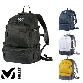 ミレー マルシェ20 MILLET バックパック 20リットル リュック バックパック アウトドア バッグ メンズ レディース MIS0668/国内正規品/通勤/通学
