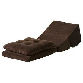 TV枕座布団付きM 枕 変幻自在 疲れない リビング 人気 おしゃれ  イス 座椅子  AZFCC-120BR