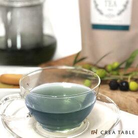 OLIVE TEA(オリーブティー) デトックスブレンド 20g(2g×10個) オリーブ茶 オリーブ葉 ハーブティー ブレンドティー お茶 紅茶 茶葉 ティーバッグ ティーパック レモングラス ペパーミント キャンドルブッシュ クレアテーブル クレアファーム