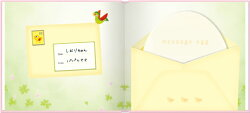 アルバムブック『たんじょうものがたり・手形キット付き』誕生〜2、3ヵ月ぐらいの写真ですぐ作れるしかけ絵本ラッピング無料