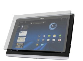 ACER ICONIA TAB A500用液晶保護フィルム (スクリーンプロテクター) アンチグレア低反射仕様 【ACER ICONIA TAB A500・ケース・Screen protector】