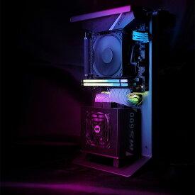 新発売【XTIAケースBTOパソコン】[送料無料] XTIAケース搭載究極のAMDゲーミング・デスクトップを構築/ Ryzen 9 5900X  /RX 6900 XT 16GB/メモリ16GB/高速SSD 512GB/ 850W//offic2019/サイバーパンク2077 快適