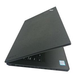 【中古】爆速SSD120GB中古パソコン ノートパソコン ★第6世代Corei5搭載!★ Lenovo ThinkPad X260 Core i5 4GBメモリ 12.5インチワイド Windows10 office付き