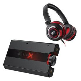 Sound BlasterX G5 PS4 サウンド トライアルキット [SBX-G5-SP1]