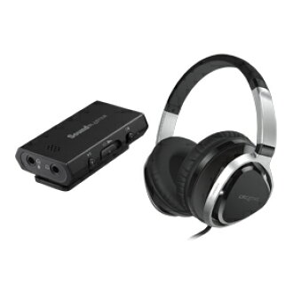 Sound Blaster E1 headphone bundle (Aurvana Live! 2)