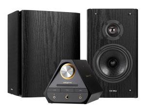 Sound Blaster X7+E-MU XM7 ブラック