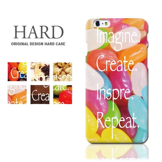 【100円クーポン配布中】スマホケース ハードケース 全機種対応 防水ケース付 [お菓子] iPhone XS Max galaxy s9 ケース ギャラクシーs8 iPhone8 iPhoneXR ケース xperia xz1 ケース aquos R2 android one s3 ハード カバー