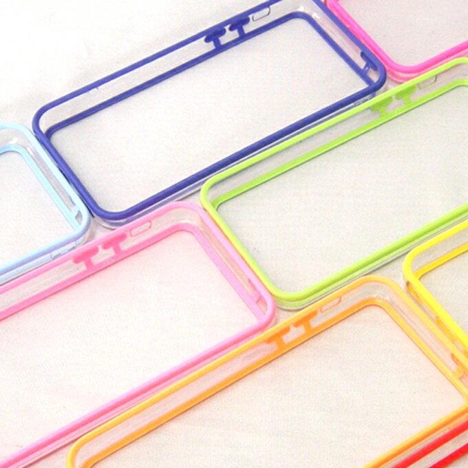 iPhone5C専用 ソフトバンパー ケース バンパー スマホケース iPhone5C ケース カバー