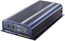 【5/9-5/16はP2倍】セルスター DAC-1500/12V DC12V→AC100Vインバーター 最大1500W