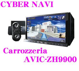 支持karottsueria★AVIC-ZH9900 7.0英寸宽大的VGA 2DIN 1具型/全部的塞古地面数字电视广播/DVD内置、5.1ch/WMA/MP3/AAC/DivX的HDD导航仪