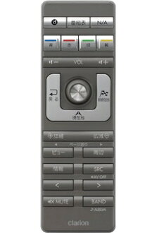 供支持歌乐RCB-202-500地面数字电视广播的导航器使用的遥控