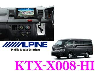 Alpine Electronics KTX-X008-HI VIE-X008用完美無缺的合身