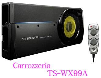 카롯트리아★TS-WX99A 500 W앰프 내장 25 cm파워드사브워파