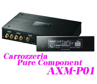 Carrozzeria ★ AXM-P01 原車高頻信号轉換器 汽車音響改装