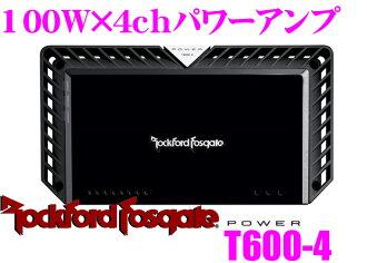 RockfordFosgate 락 포드 POWER T600-4정격 출력 100 W×4 ch파워업