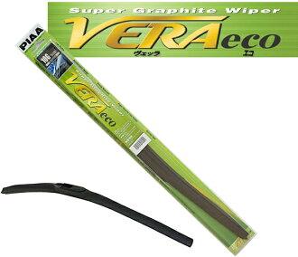 PIAA WVG43(呼叫輪到6G)平地刮水器刀刃VERA eco(verraeko)430mm