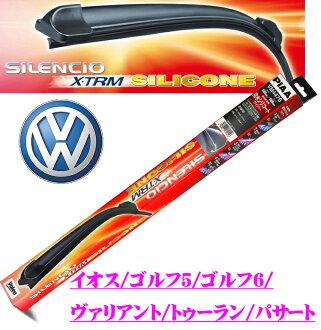 供Valeo vareo VM331S SILENCIO X TRM SILICONE进口车使用的平地刮水器刀刃