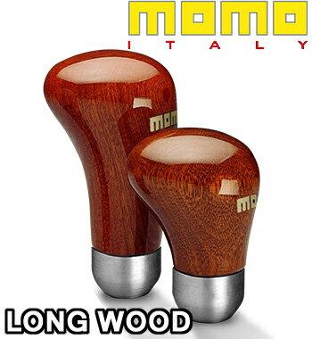 MOMO モモシフトノブ SK-105 LONG WOOD(ロングウッド)