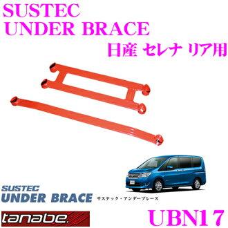 供TANABE tanabeandaburesu UBN17日產C26 serena使用