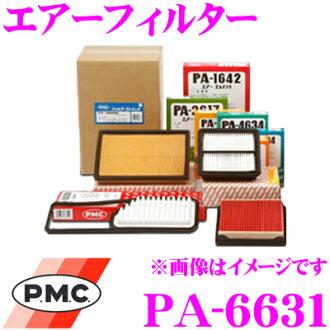 供PMC太平洋工业空气过滤器PA-6631 Subaru/大发车使用的空气要素