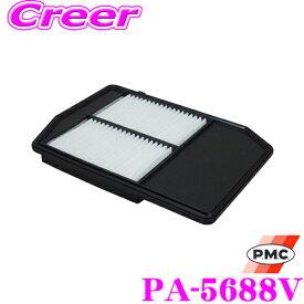 【4/18はP2倍】PMC パシフィック工業 エアフィルター PA-5688V ホンダ RP系 ステップワゴン用エアエレメント 【純正品番:17220- 59B- 000対応品】