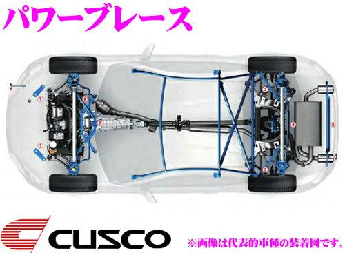 CUSCO クスコ パワーブレース 60J 492 F スズキ ZC33S スイフトスポーツ フロント用