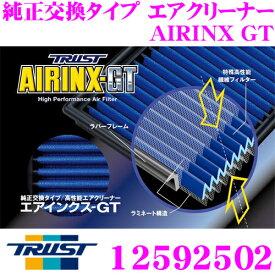 TRUST トラスト エアクリーナー 12592502GReddy エアインクスGT AIRINX-GT SZ-2GTスバル 純正品番 16546-KA070/スズキ 13780-54E00対応