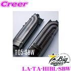 BIG DIPPER ビッグディパー LA-TA-HIBL-SBW プラチナLEDテールランプ ブレードエディション ver.2 for ハイエース ライトスモークレンズ/ブラッククローム/ホワイトバー 流れるウインカー 左右セット トヨタ KDH/TRH200系 ハイエース 1〜4型 専用品