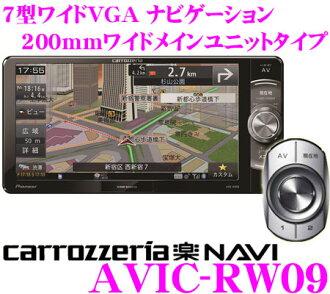 Carrozzeria AVIC-RW09 merits