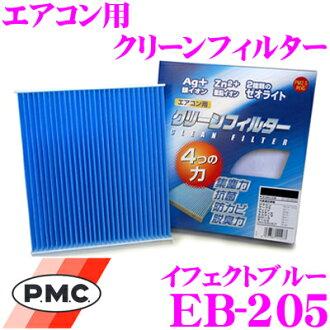 供PMC EB-205空調使用的清潔過濾器(效果藍色)