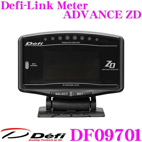 Defi デフィ 日本精機 DF09701 Defi-Link Meter (デフィリンクメーター) アドバンス ZD 【有機ELディスプレイ内蔵/最大6ゲージのマルチ表示】