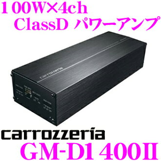 karottsueria GM-D1400II 100W×4ch Class D burijjaburupawaampu