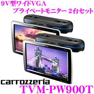 karottsueria TVM-PW900T 9V型宽大的VGA私人监视器2种安排