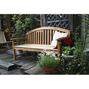 【ジャービス商事】レインボーベンチ 36604 (155×63×91cm)【ガーデニング用椅子】【代引不可】