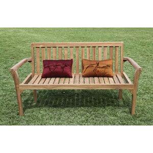 【ジャービス商事】スタッキングベンチ 36319 (150×55×82cm)【ガーデニング用椅子】【代引不可】
