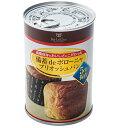 パンの缶詰 備蓄deボローニャ (ブリオッシュ) 24缶セット 5年保存【Bo-Lo'GNE】