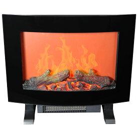 エスケイジャパン (SKジャパン) 暖炉型温風ヒーター 1200W/600W SKJ-CX1200DG