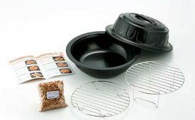トーセラム 日本製 お手軽燻製鍋 (燻製チップ5袋付き)TSP/PN-31D くんせい鍋
