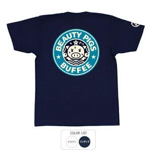 おもしろtシャツ和柄元祖豊天商店BUFFEETシャツ半袖B01