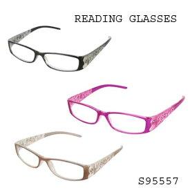 【定形外郵便送料無料】Reading Glasses リーディンググラス S95557 【DULTON/ダルトン】おしゃれ/清楚/花柄/老眼鏡/シニアグラス/メガネ/眼鏡/めがね/読書「取り寄せ商品」