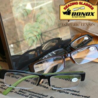 领先的玻璃杯Reading glasse WA009 BONOX bonokkusu漂亮的/老花眼镜/上级玻璃杯/眼镜/眼镜/眼镜/阅读