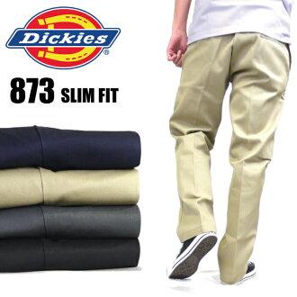 5 大 DICKIES Dickies 工作裤 873 低超薄直 Dickies 奇诺长裤子裤子美国大小男子大小 L LL 2 l 3 l 4 l l