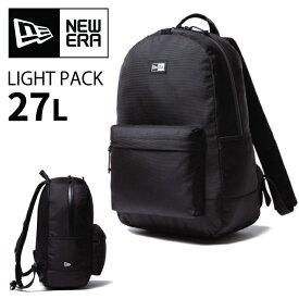 【送料無料】ニューエラ NEW ERA ライトパック 容量24L バックパック リュックサック NEWERA メンズ レディース スポーツ 黒 ブラック バッグパック リュックサック デイパック バッグ 11404230