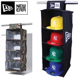 NEW ERA ニューエラ 【キャップストレージ】 CAP STORAGE 【帽子収納】 黒 迷彩 友達へ ランキング上位 アクセサリー キャップラック 帽子ケース 収納ラック ニューエラ キャップストレージ キャップストレイジ ケアアイテム