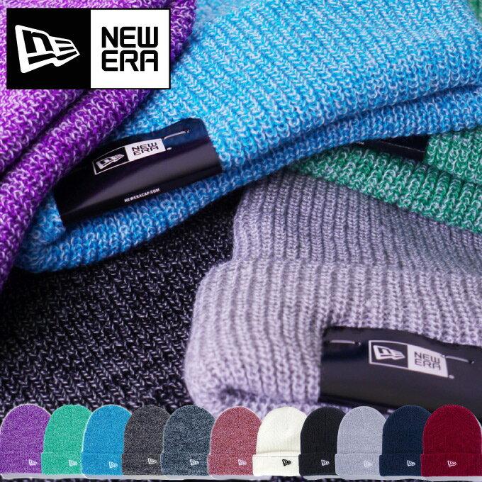【メール便可】ニューエラ ニットキャップ【Soft Cuff Knit ソフト カフニット】 NEW ERA ニット帽 カフ 折り返しタイプ ランキング上位 ビーニー KNIT CAP フリーサイズ ニューエラ NEWERA 激安6