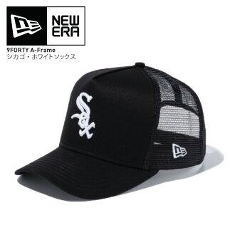9ea3ed9d New gills NEW ERA trucker mesh cap Chicago White Sox snapback cap NEWERA  CHICAGO WHITESOX 9FORTY D-Frame Trucker Mesh Cap MLB SNAPBACK CAP 940 sox  ...