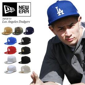 【送料無料】ニューエラ キャップ ロサンゼルスドジャース LA NEW ERA CAP NEWERA 59FIFTY 帽子 サイズあり MLB ベースボールキャップ 定番 ベーシック 大きいサイズ ニューエラ ドジャーズ ストレートキャップ WESTCOAST 5950