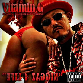 【再入荷!!!】ミックスCD MIX CD 【 Vitamin G Vol.3 / NIGGAZ 4 LIFE 】 【DJ MR SHU-G】 ヒップホップ G-RAP G-FUNK WESTCOAST HIPHOP RAP 西海岸 ギャングスタラップ ウェッサイ ウエストコースト GANGSTA ADVISORY